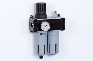 Filter, lubricator, regulator