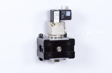 Soft start valve