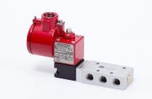 5/2-way valves