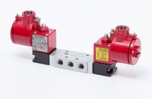 5/3-way valves