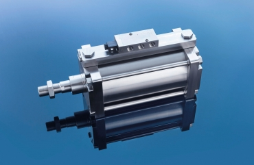 Zylinder-Ventileinheiten aus Edelstahl