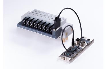 Ventilinseln mit I/O-Link