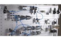 HAFNER Pneudactic - Pneumatik Training-Sets
