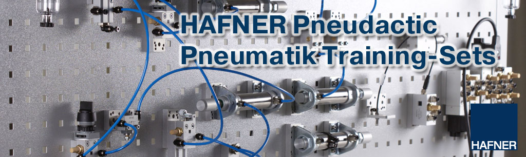 Hafner Pneudactic - Pneumatik Training-Sets